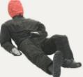 maniqui para pruebas de rescate