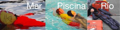 maniquies de salvamento acuatico para mar y piscinas